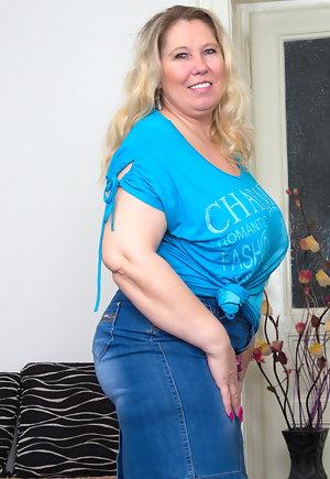 bbw seksi starija matorka