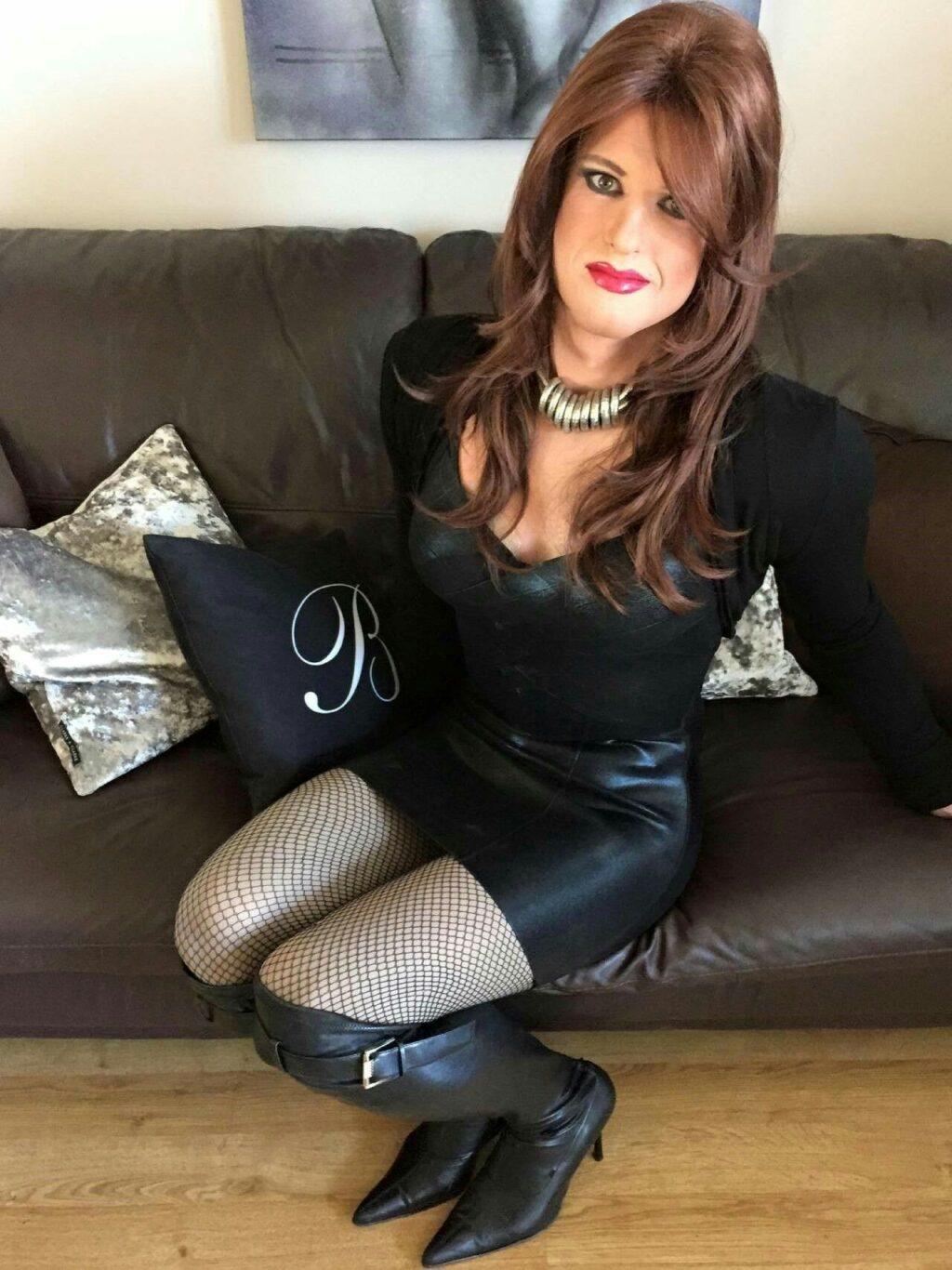 transeksualka u haljini